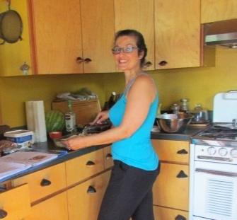 Cherin Husko, RYT 200 our Van Isle Holistic Chef
