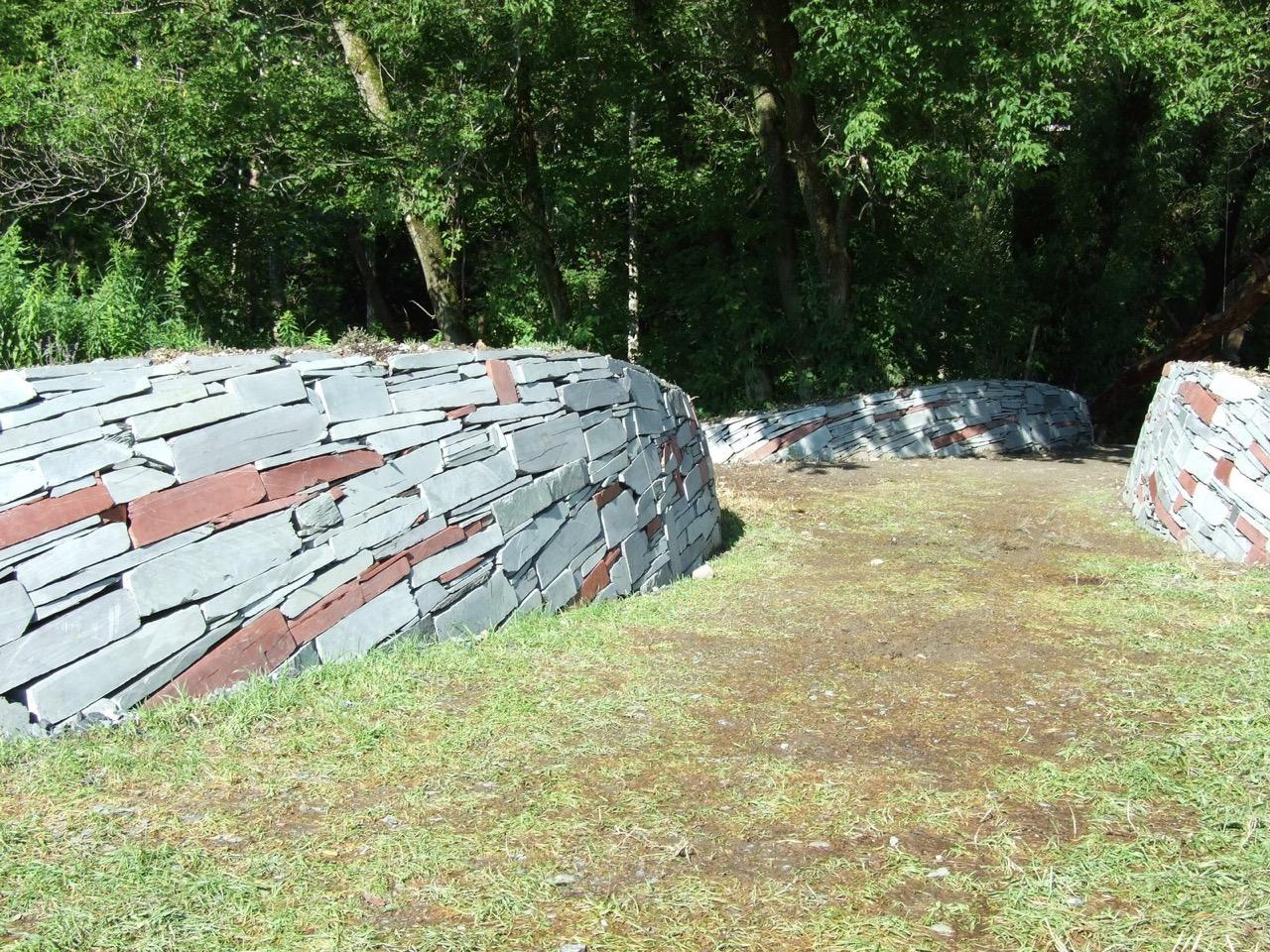 Poultney River Walls