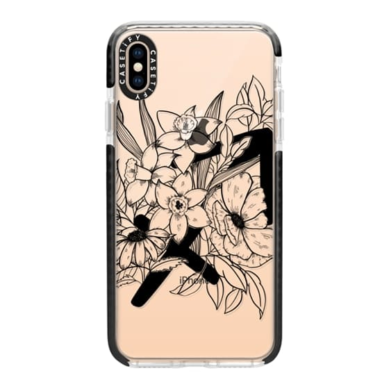 Part of the Floral Zodiac series done in collaboration with Casetify.