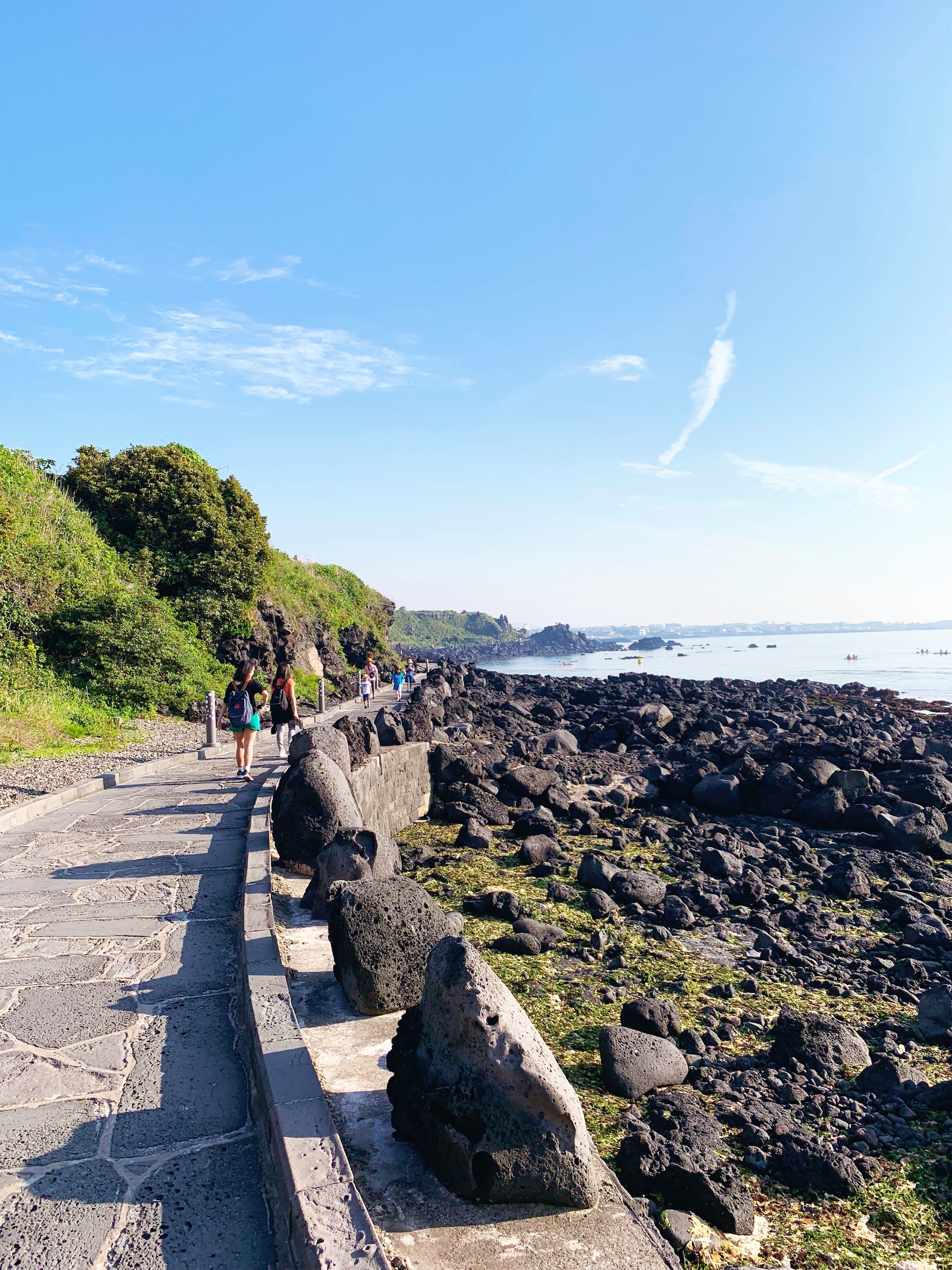 Jeju Aewol Handam Beach