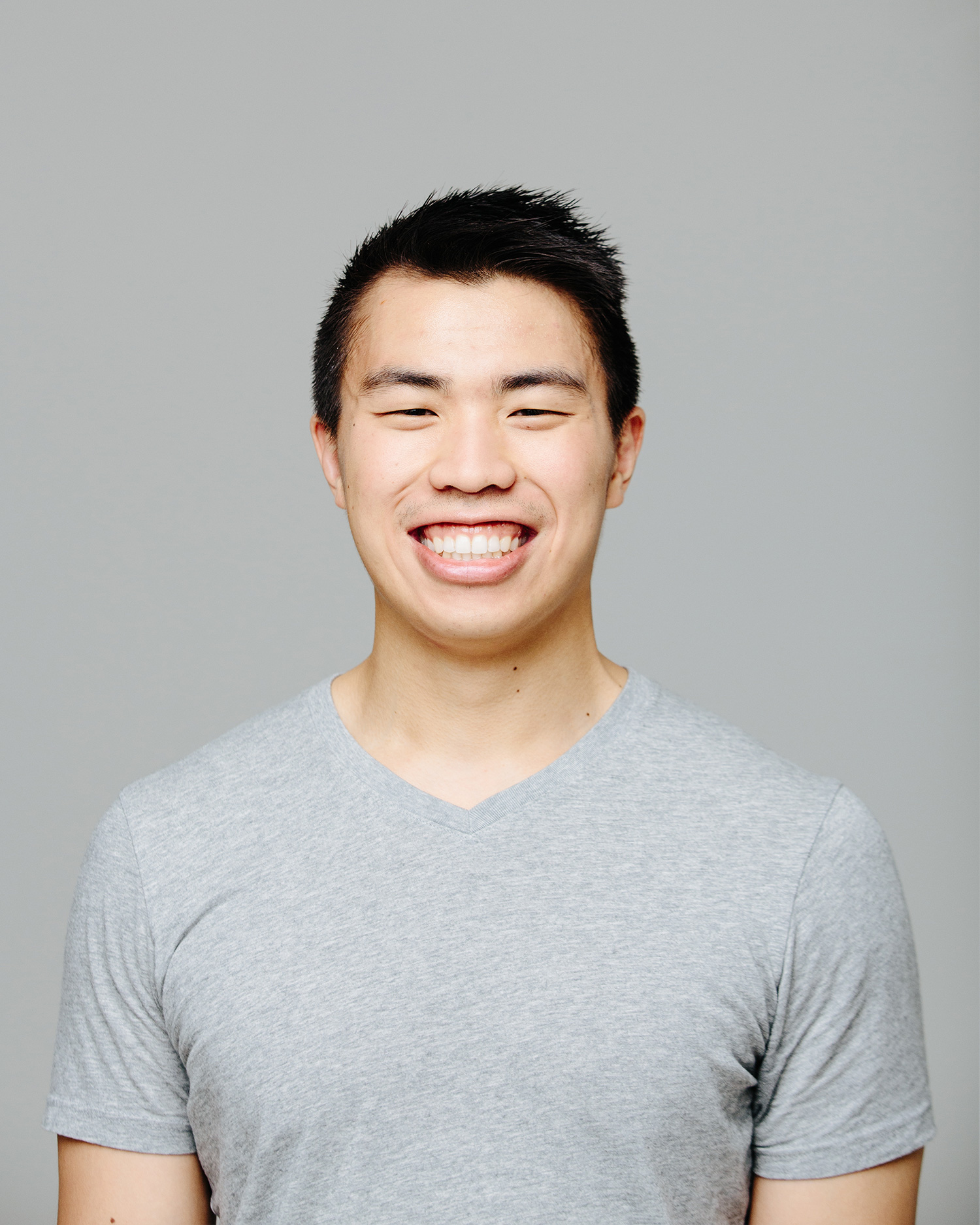 First Name Last Name - We do have one Asian dude on our team. This is not him. And we have two white dudes, neither of which are pictured on this page…in case you didn't realize that already.