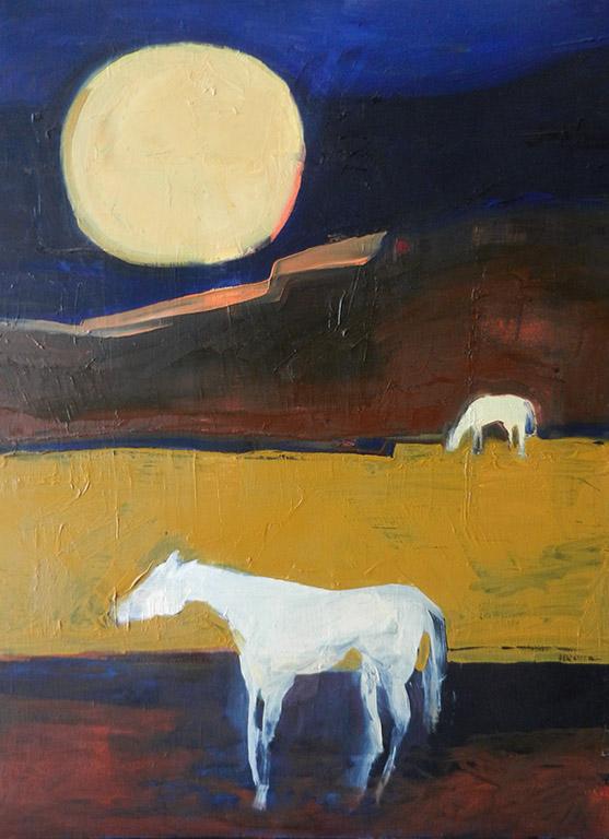 Moon Horses (SOLD)