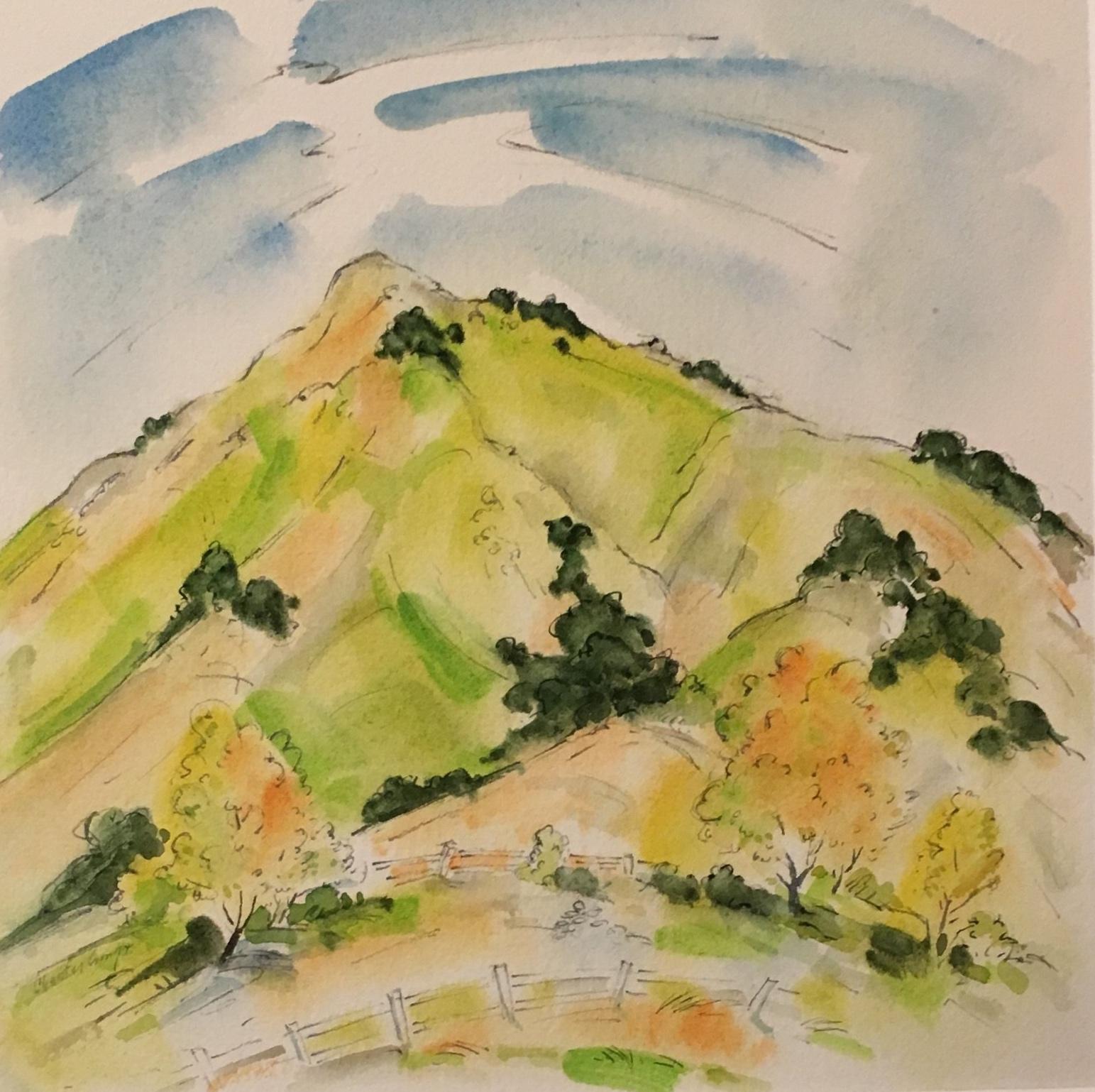 San Luis Mountain