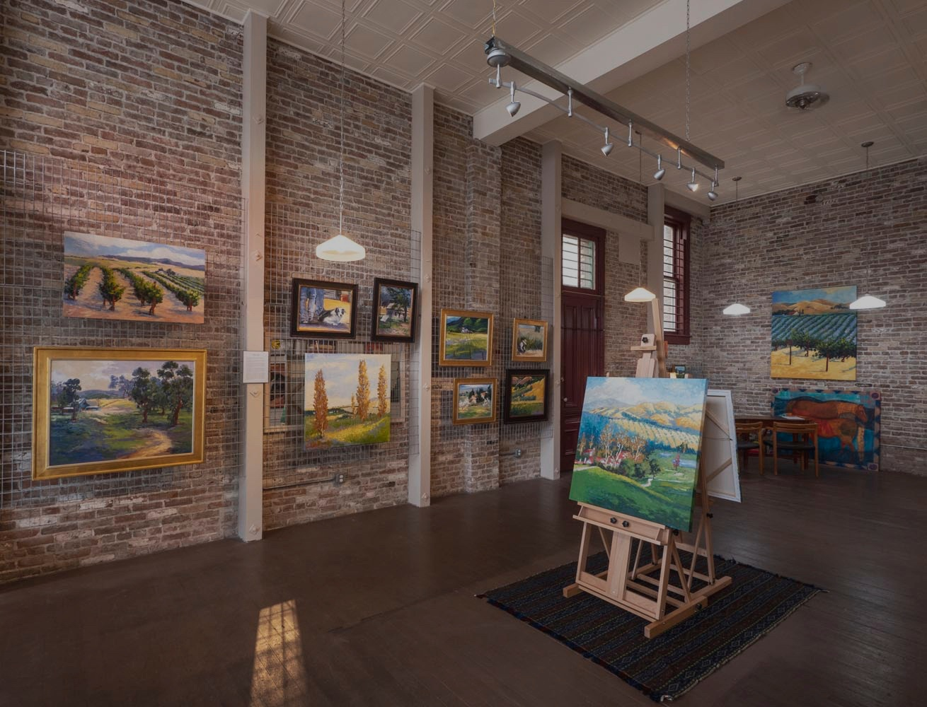 Welcome - Your premier source for fine art in downtown Santa RosaWho is j. gallery?