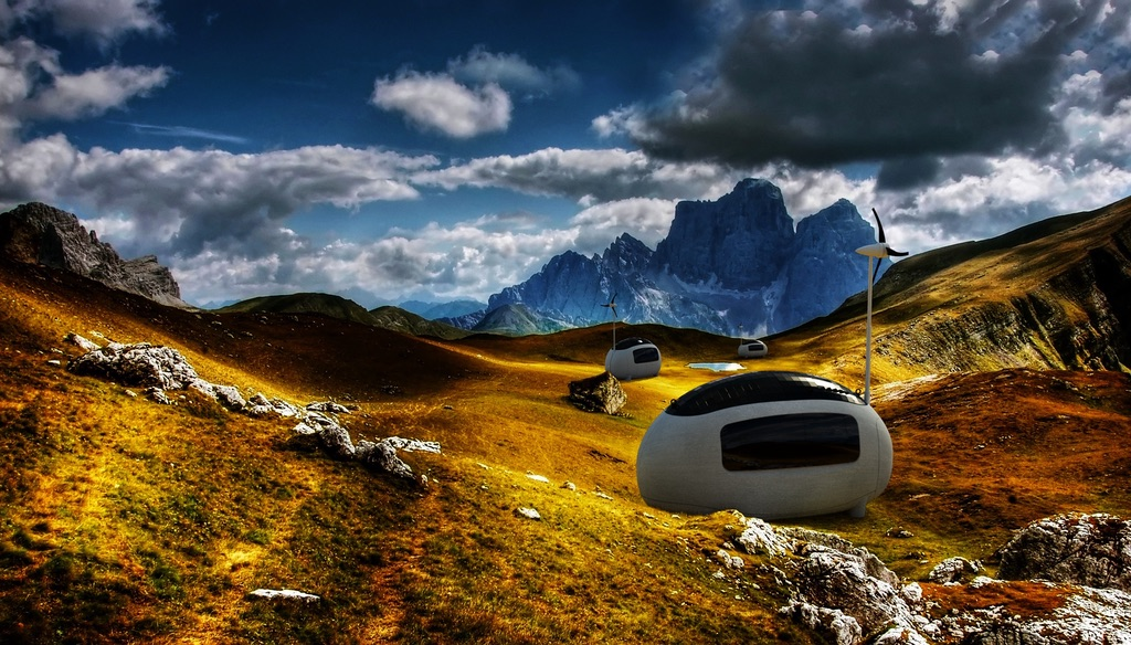 Solar Outdoor Media -