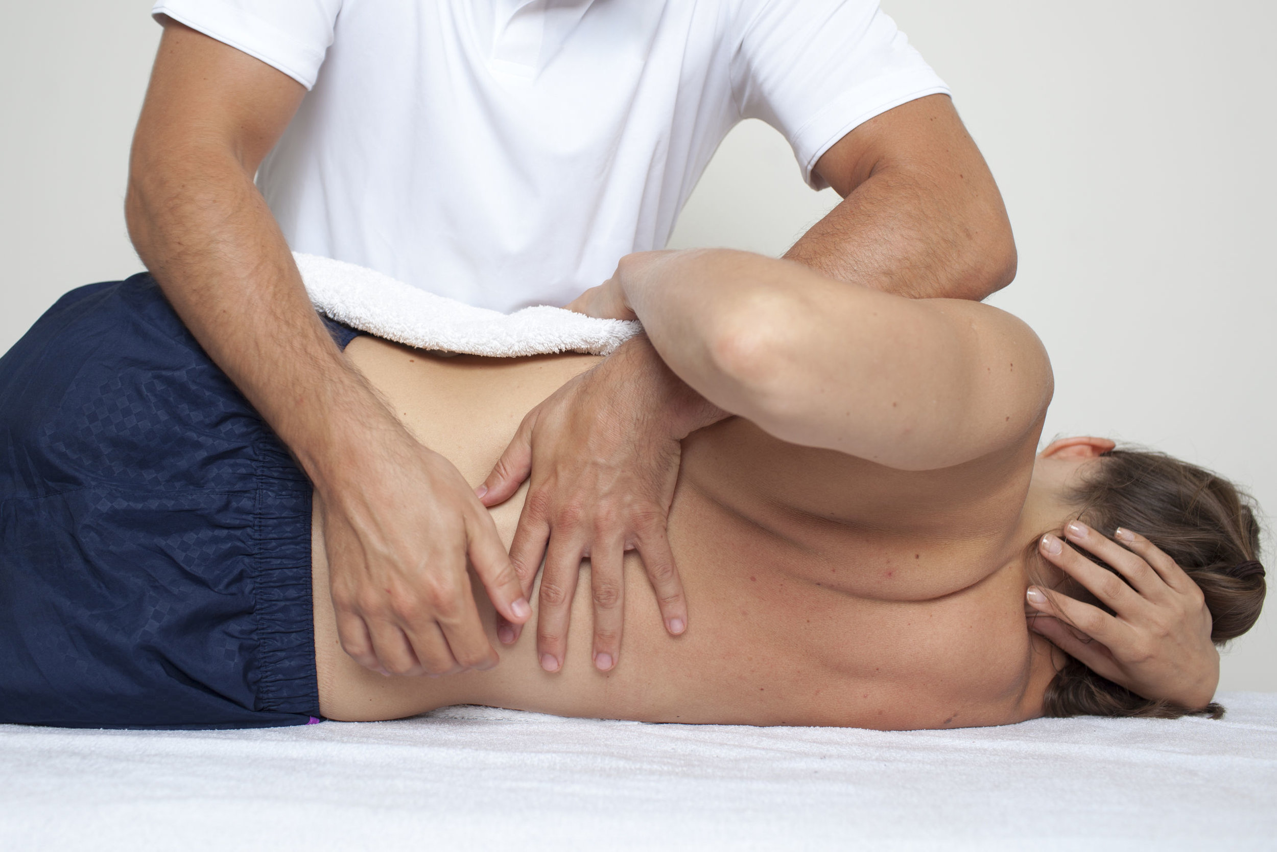 Studies have shown that spinal manipulation combined with exercise provides the best outcomes for low back pain.