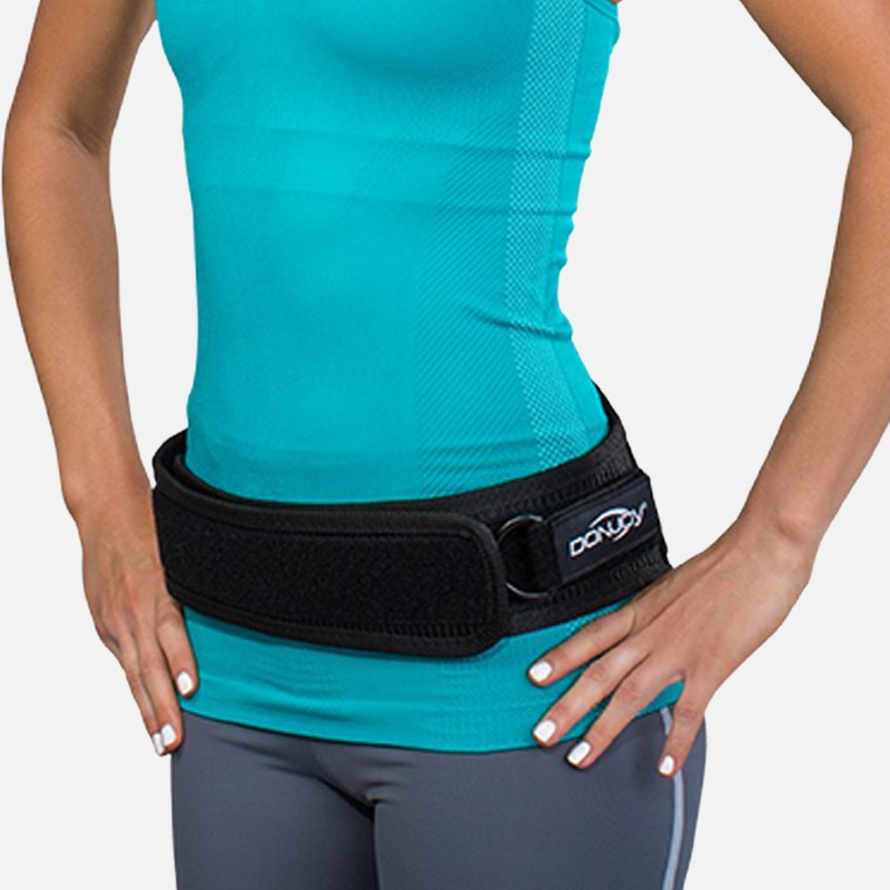 SIJ stability belt can be helpful for fast effective pain relief for severe SI joint sprain and muscle pain