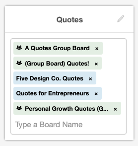 Tailwind Board Lists // How to Grow Your Website Traffic on Autopilot // Five Design Co.
