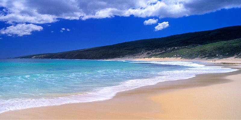 Yallingup Beach -