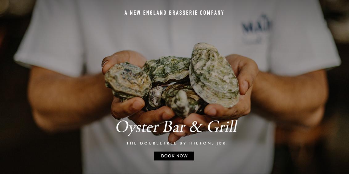 The MAINE Oyster Bar & Grill Dubai JBR