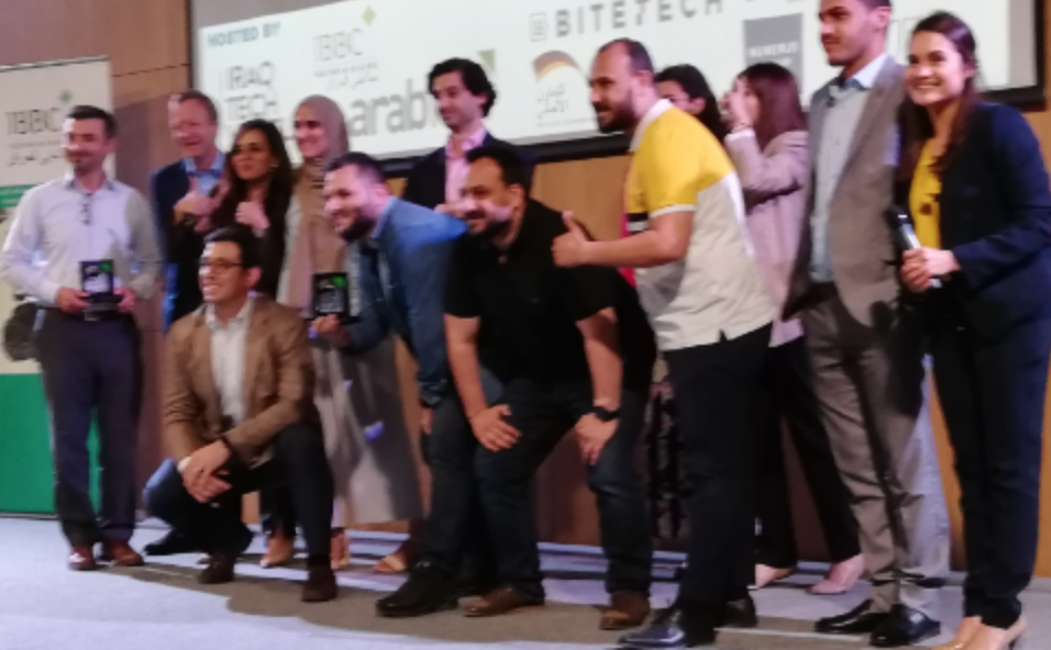 Sandoog wins Iraq Start-up Championship -