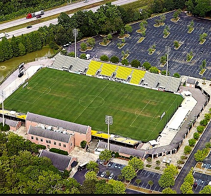 Charleston Soccer Stadium