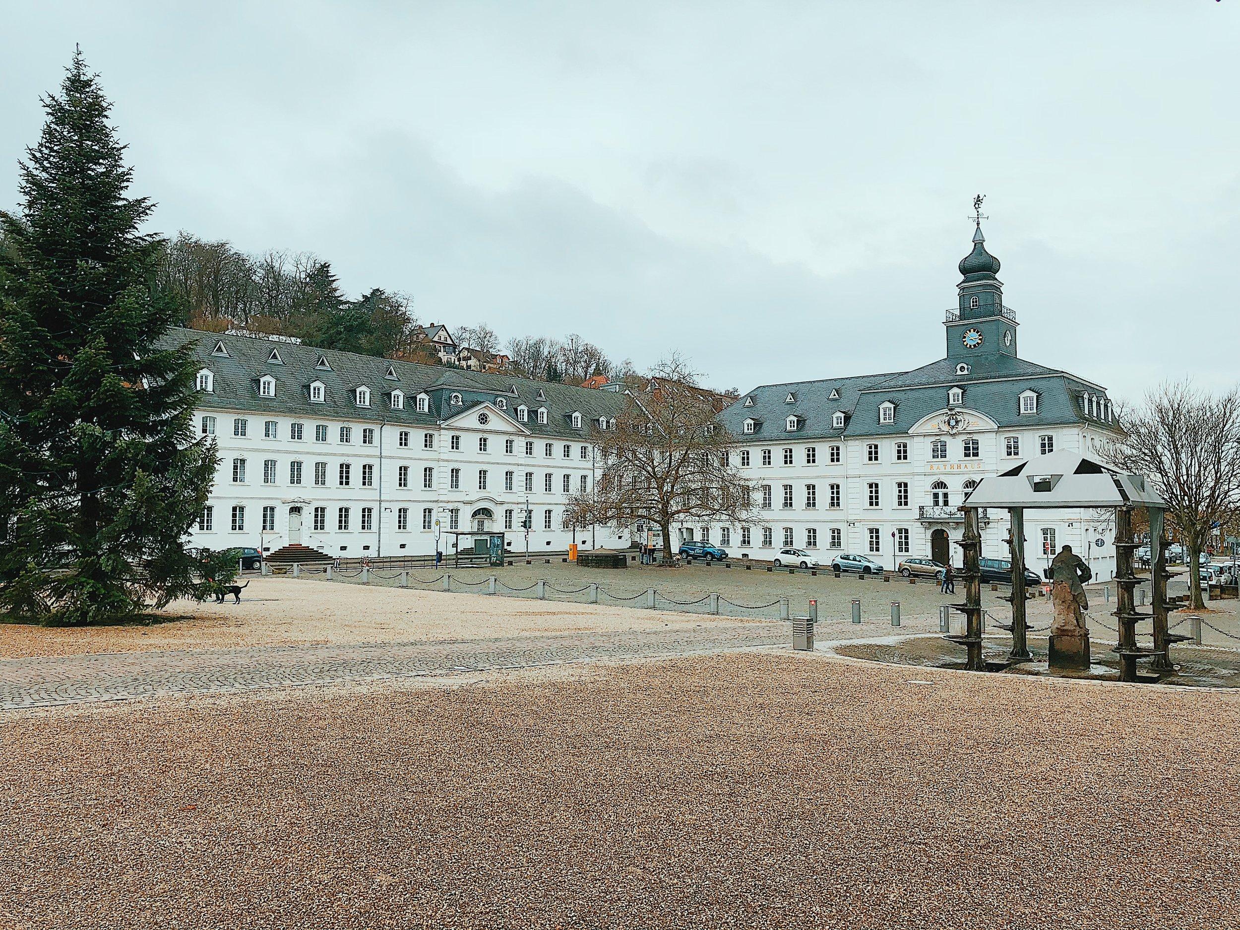 Kassematten - Schloss Saarbrücken