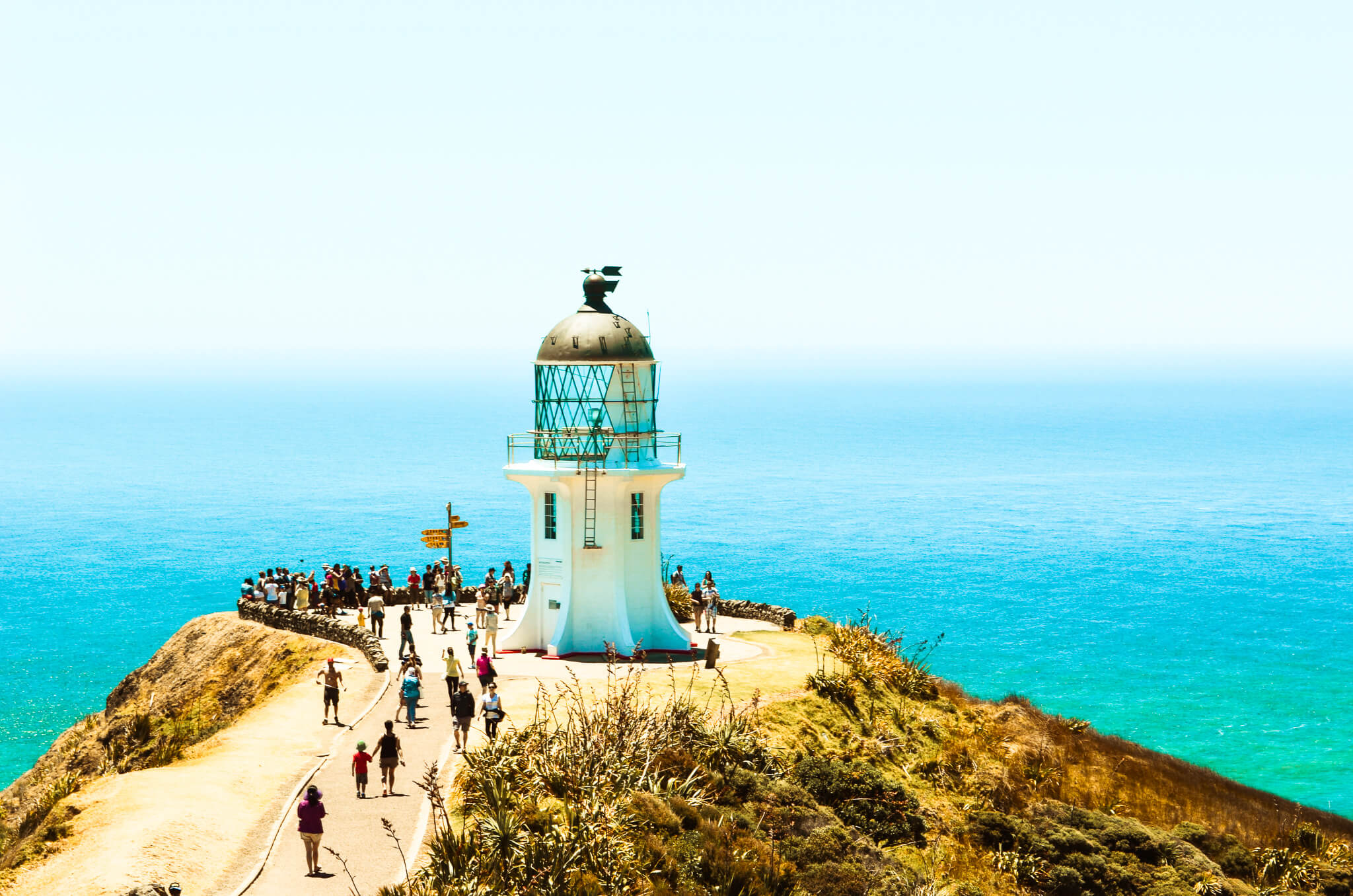Cape Reinga - Northland, Neuseelands Nordinsel