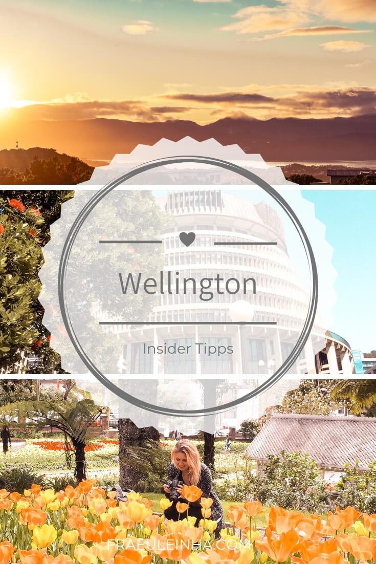 Pin mich! Erlebe Wellington wie ein echter Kiwi.