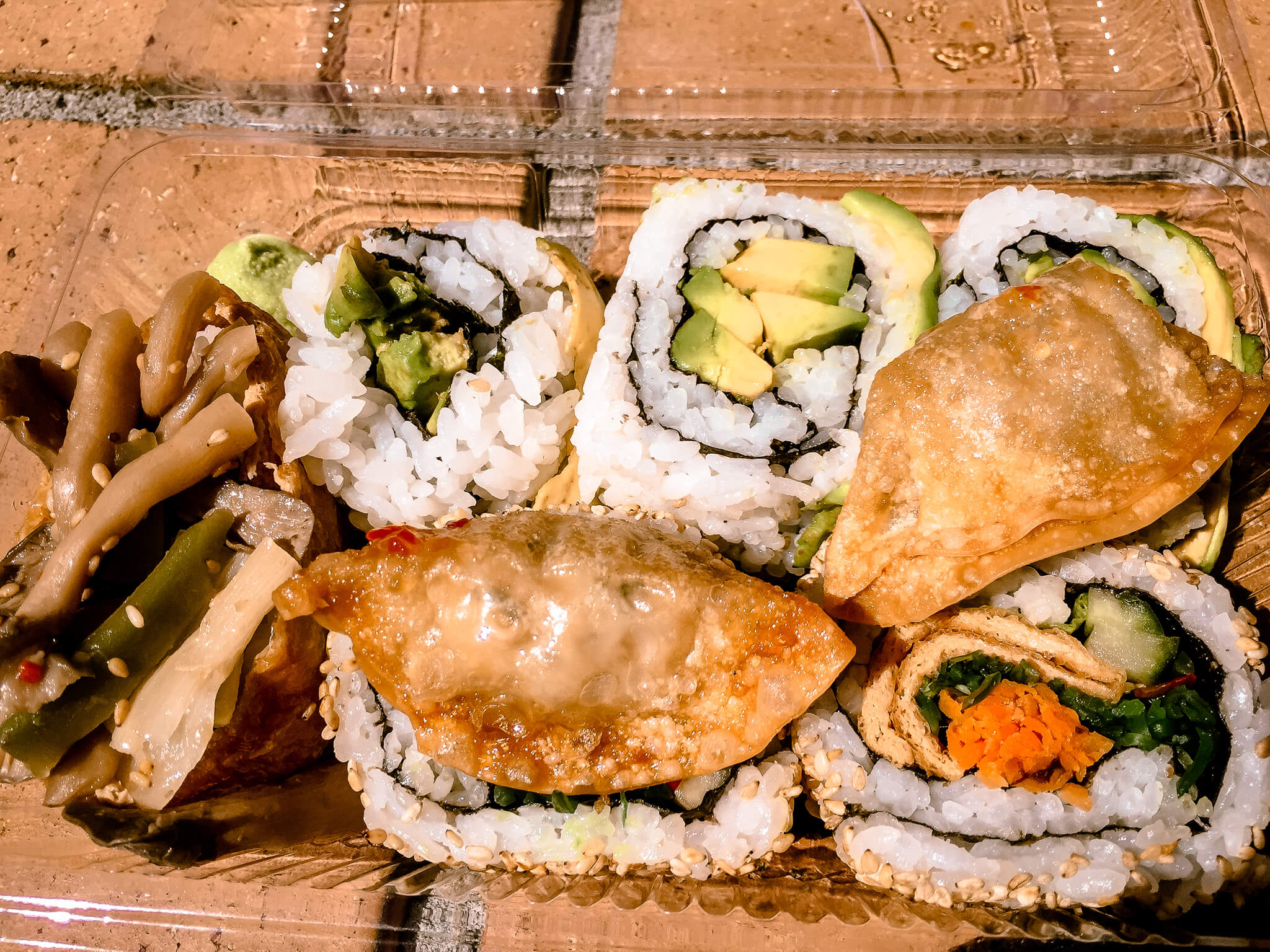 Hey! Sushi - Irgendwo hier: 57 Willis St, Wellington, 6011