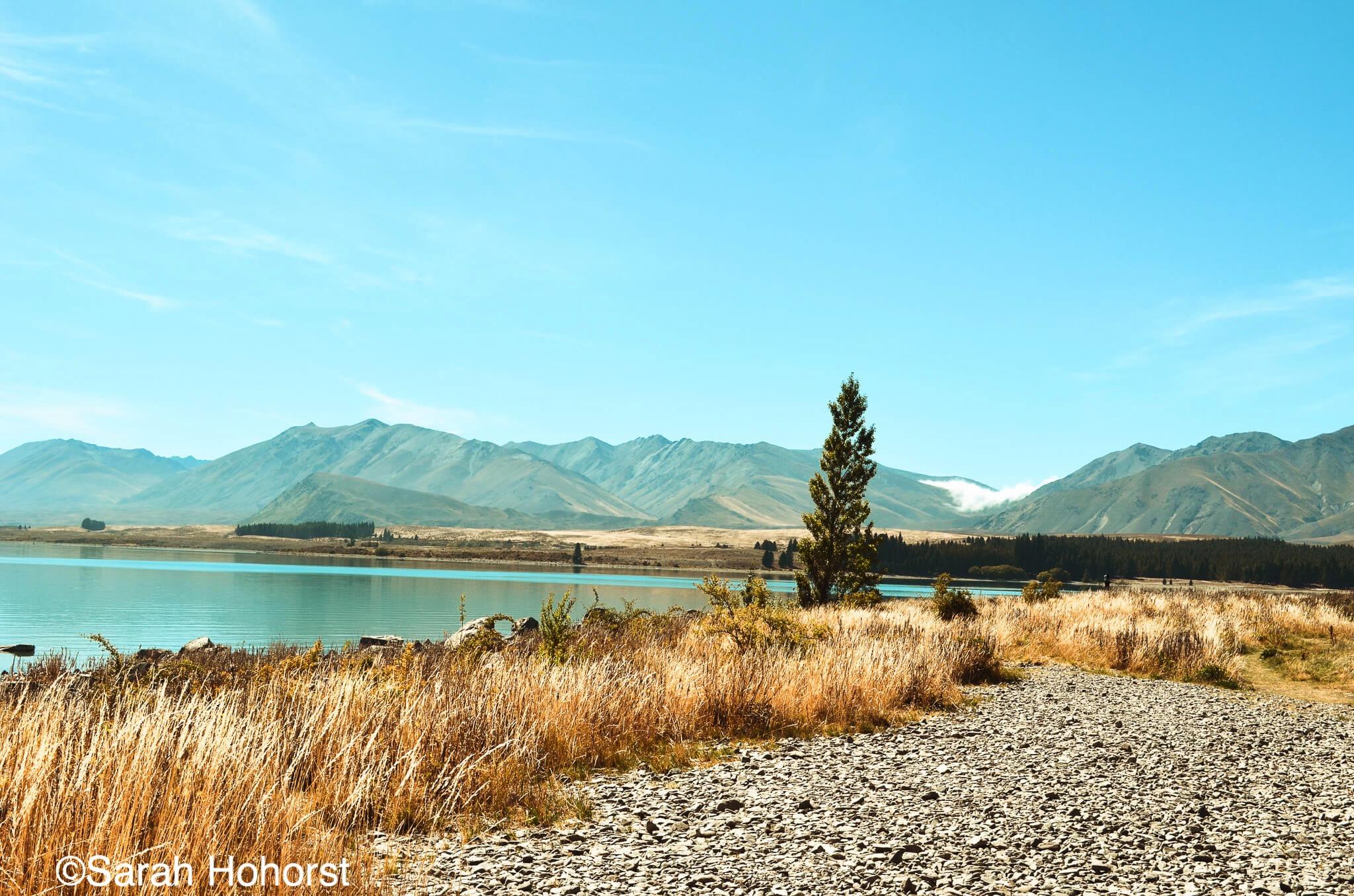 Lake Tekapo - Neuseelands Südinsel