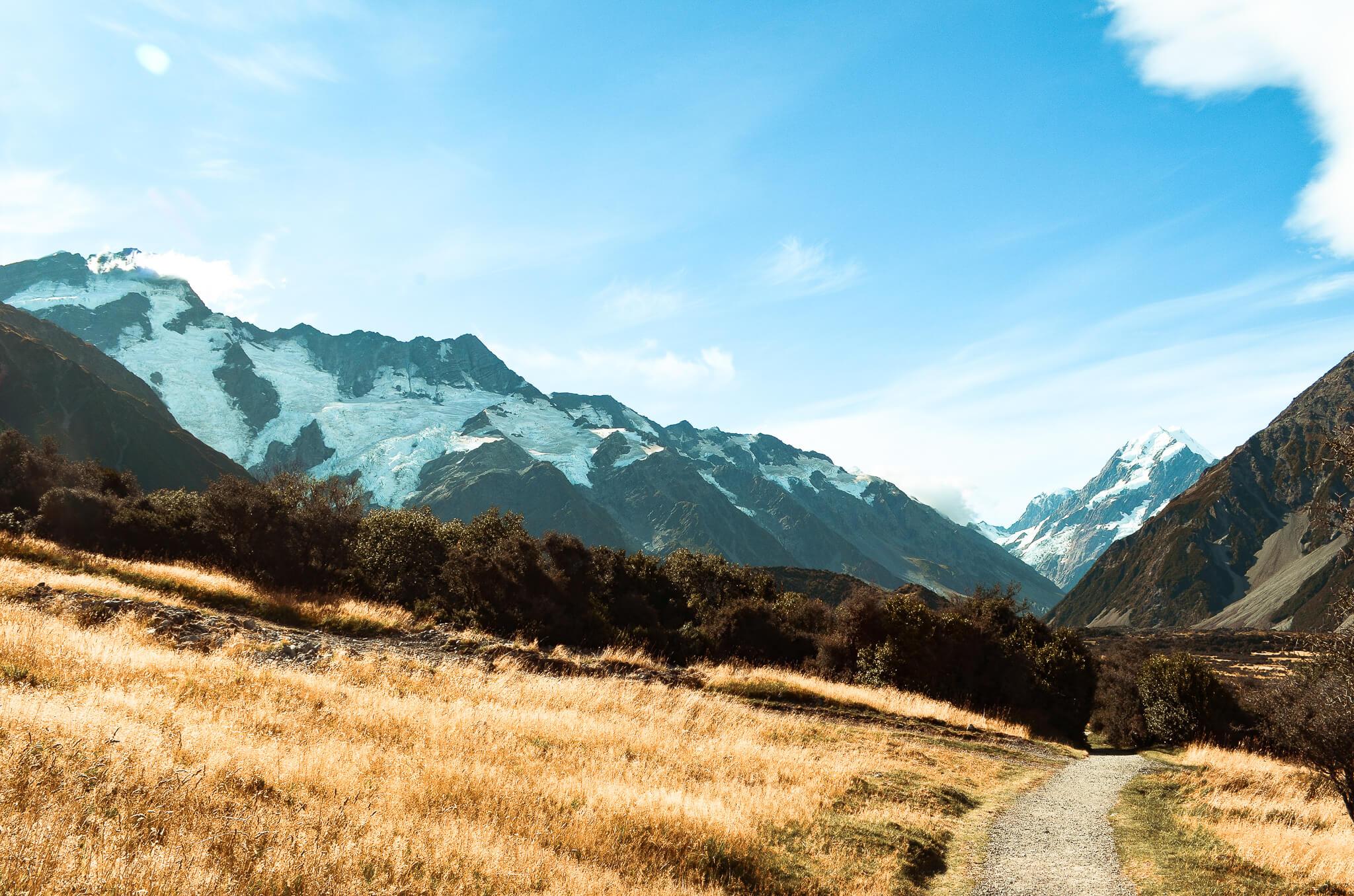 Mt. Cook - Neuseelands Südinsel