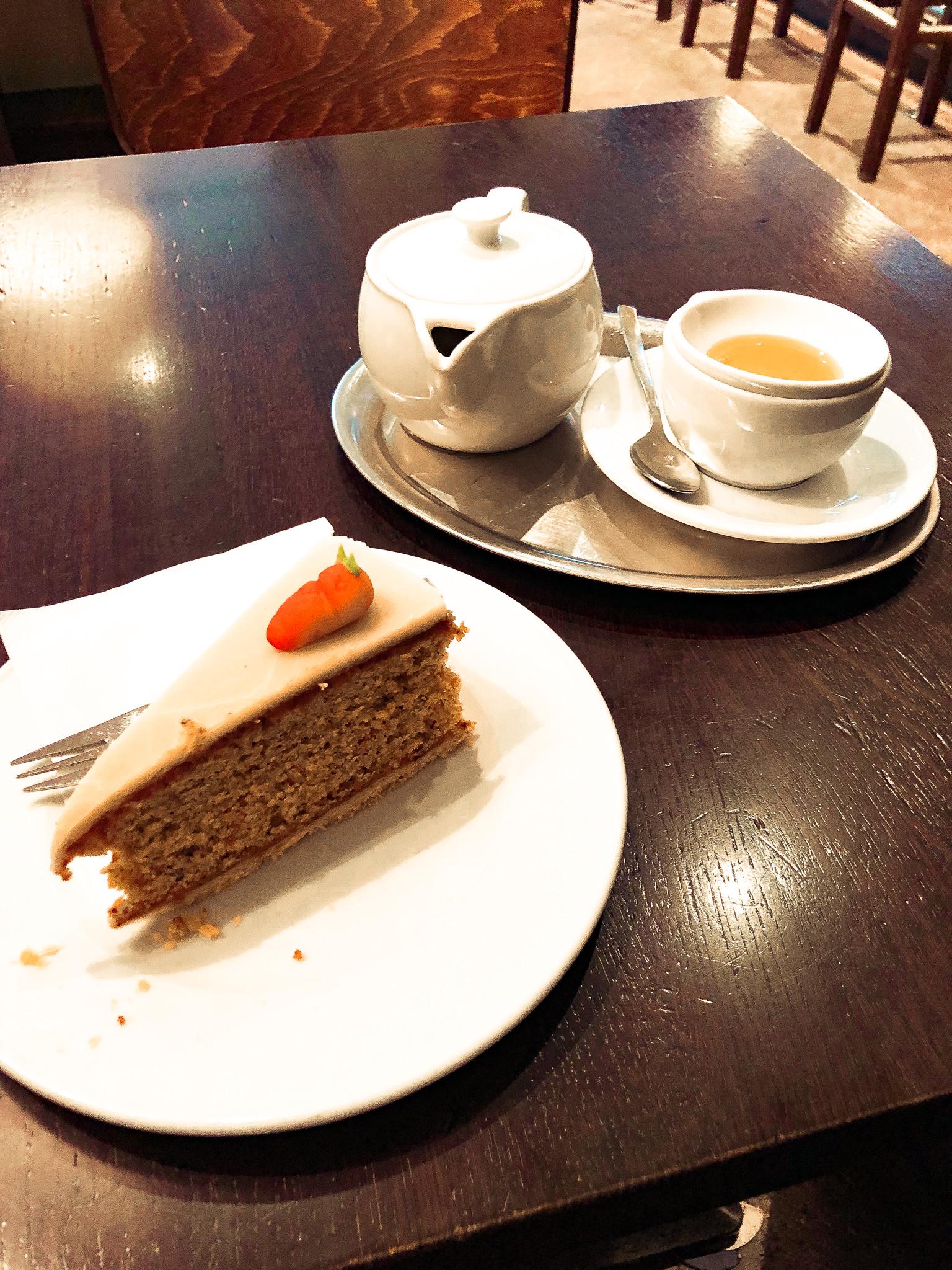 Café Leonard, Hamburg