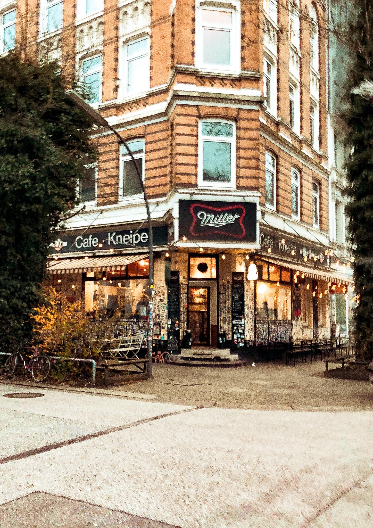 Café Miller, Hamburg