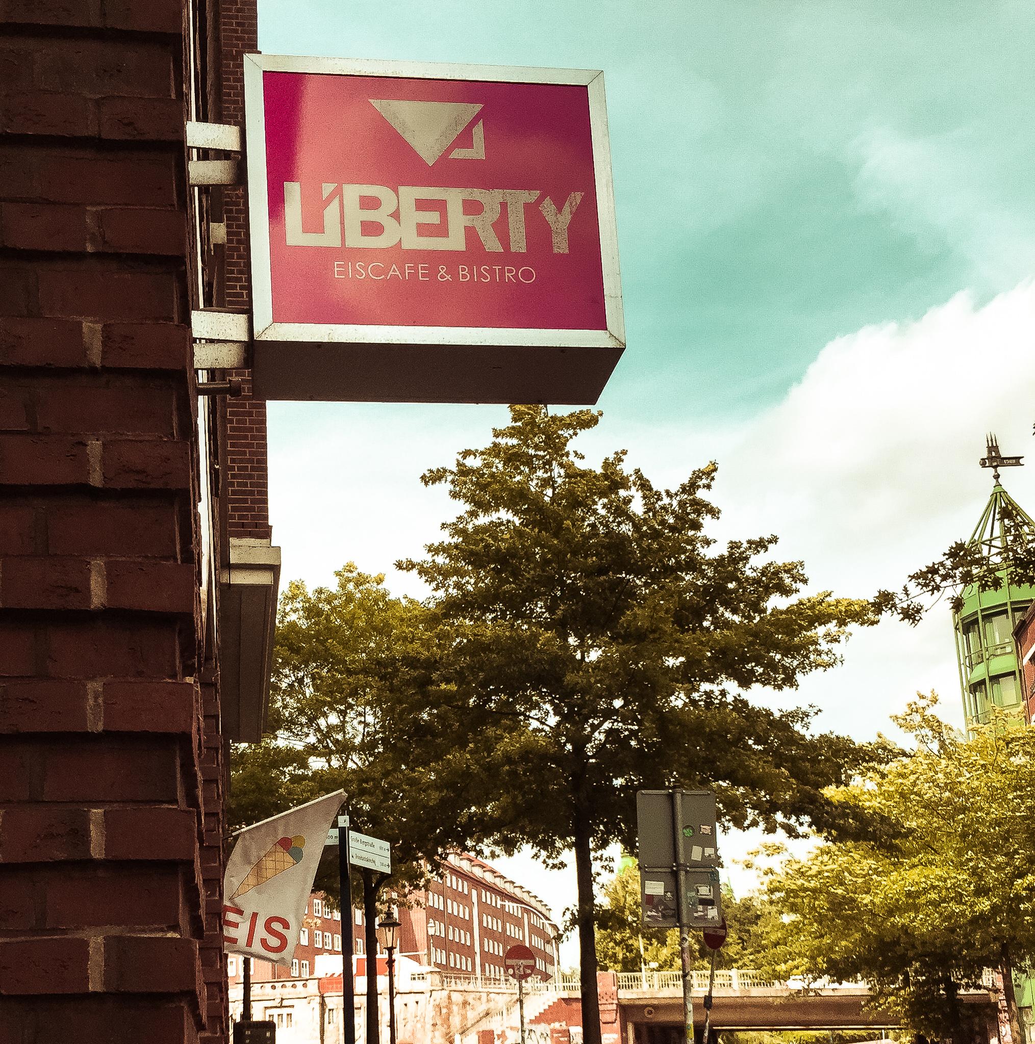 Café Liberty, Hamburg
