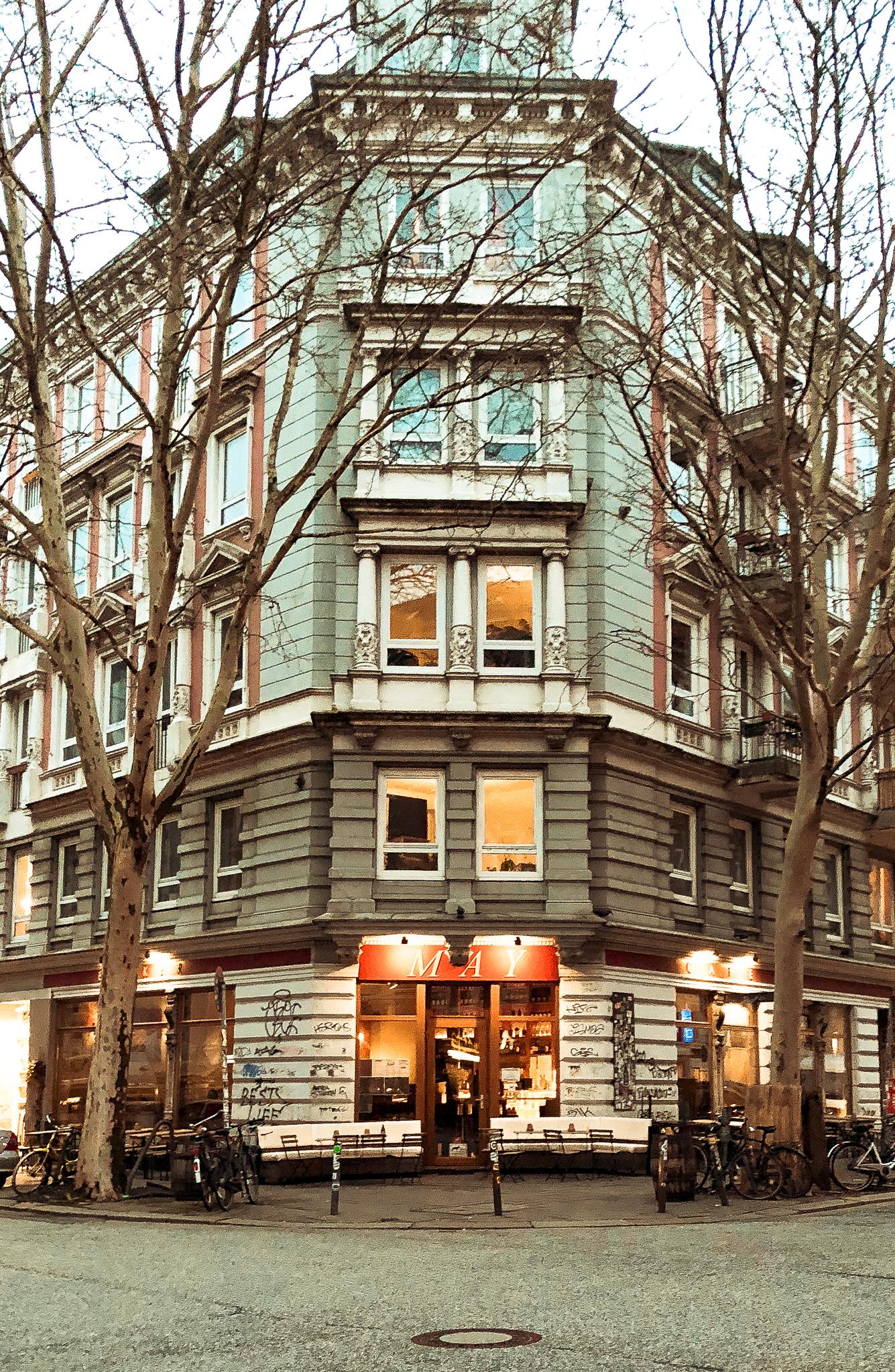 Café May, Hamburg