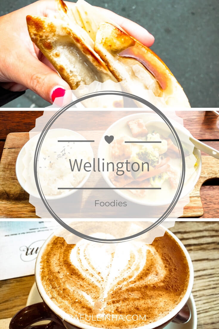 Pin mich! Wellington Foodies