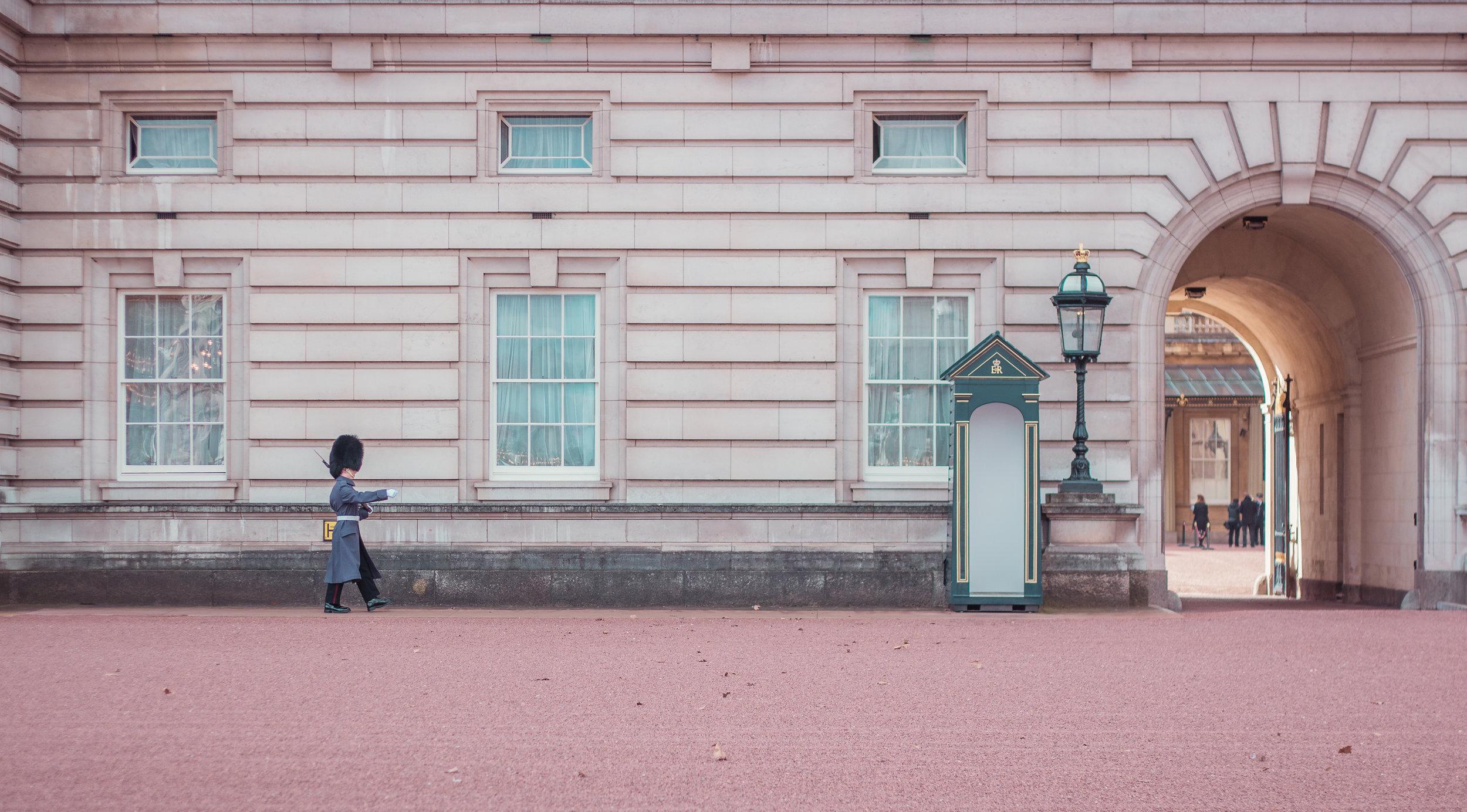 Westminster, St. James & Mayfair