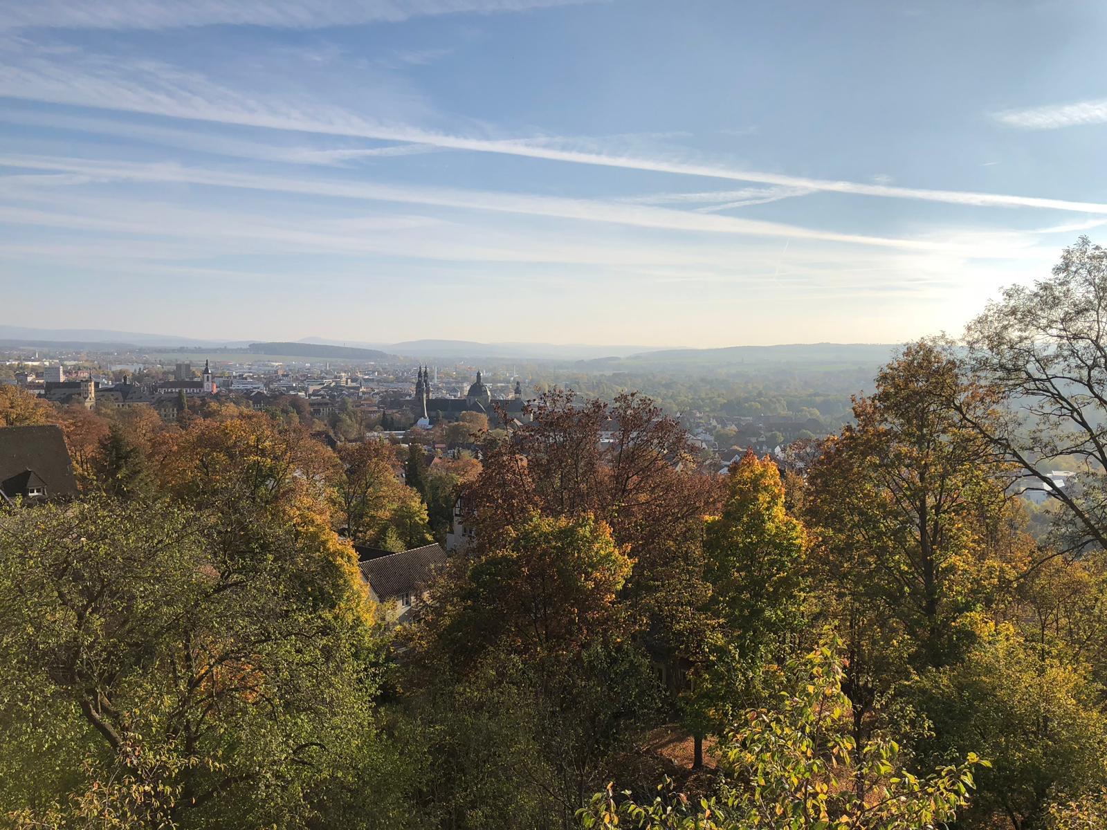 Aussicht Kloster Frauenberg