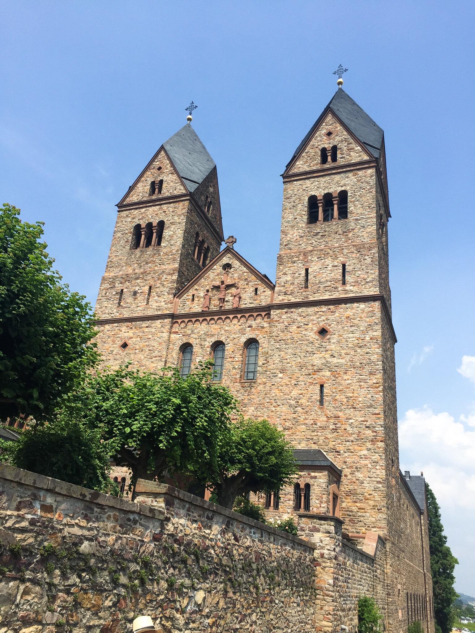 St. Hildegard Kloster, Rheingau