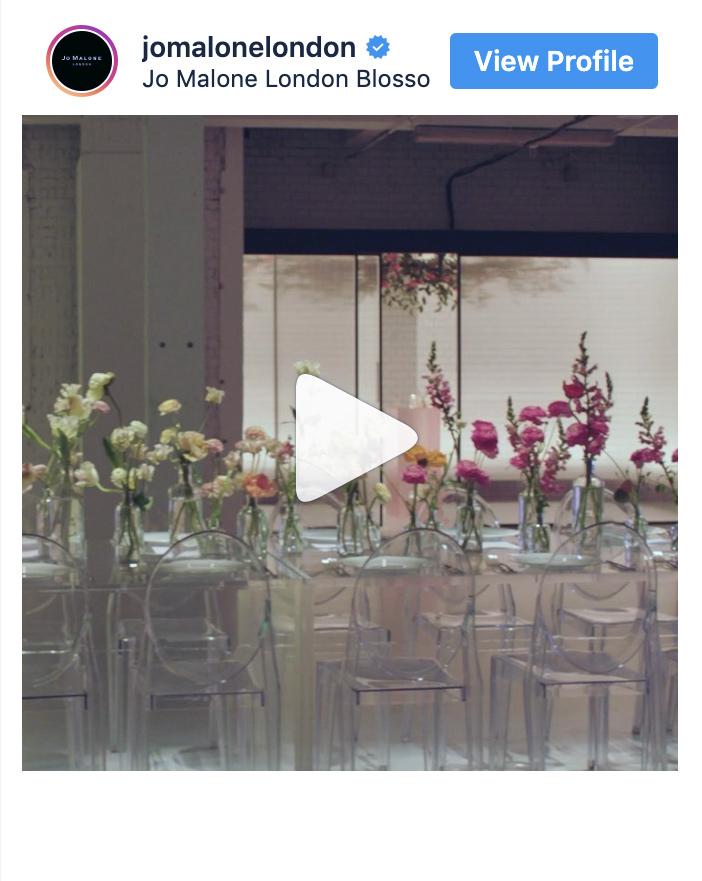 Jo Malone | view on Instagram >