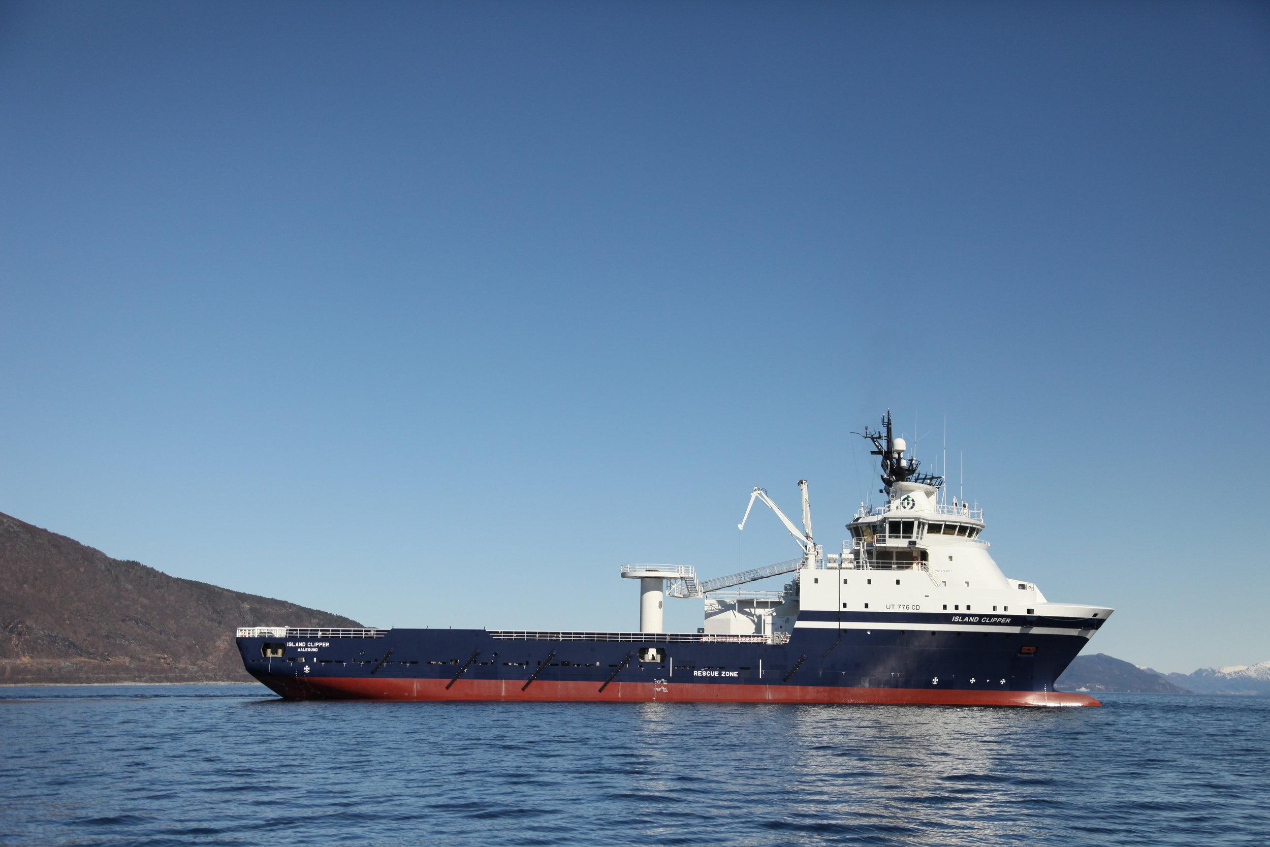 Island Clipper - Energy Storage System