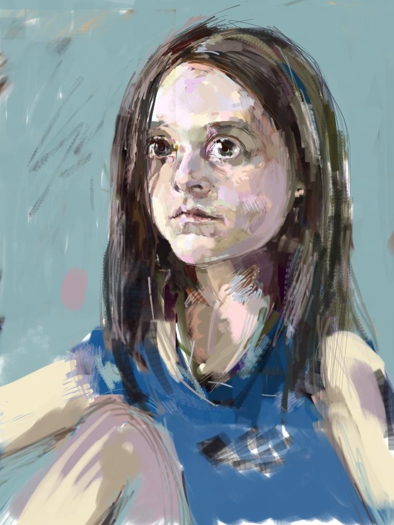 AVa, iPad art