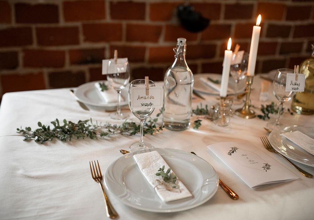 Häät ja juhlatilaisuudet - Bröllop och övriga fester