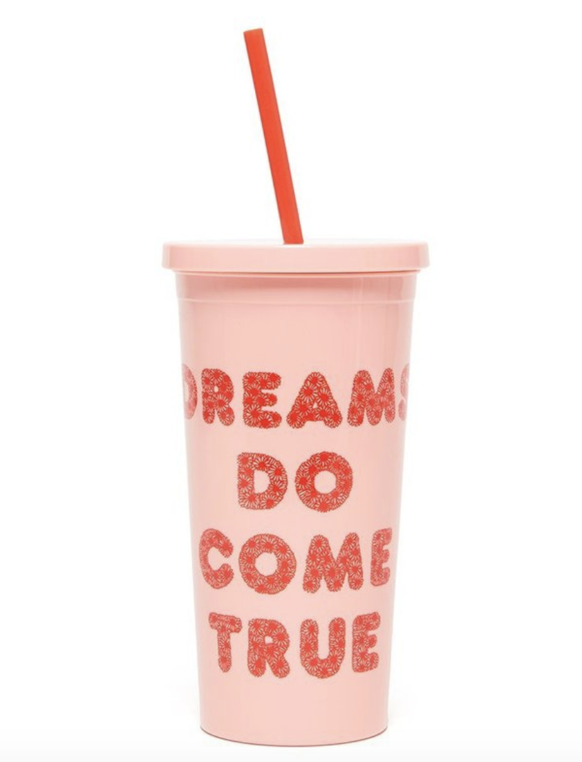 SIP SIP TUMBLER WITH STRAW - £7.99