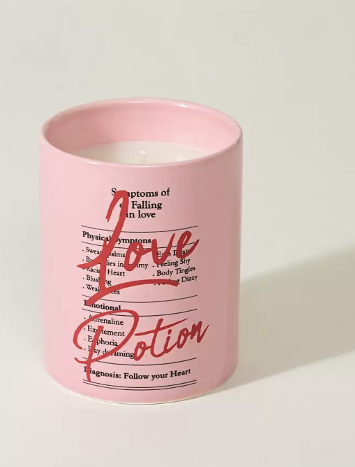 Love Potion Rose & Cassis Scented Candle - £20