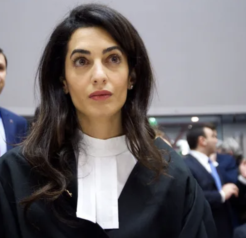 AMAL CLOONEY   Human-rights lawyer