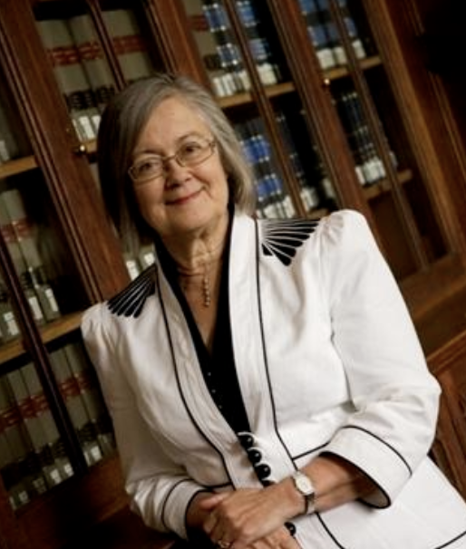 BRENDA HALE   President of the Supreme Court