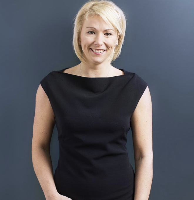 COLLETTE ROCHE   Chief operating officer of Manchester United
