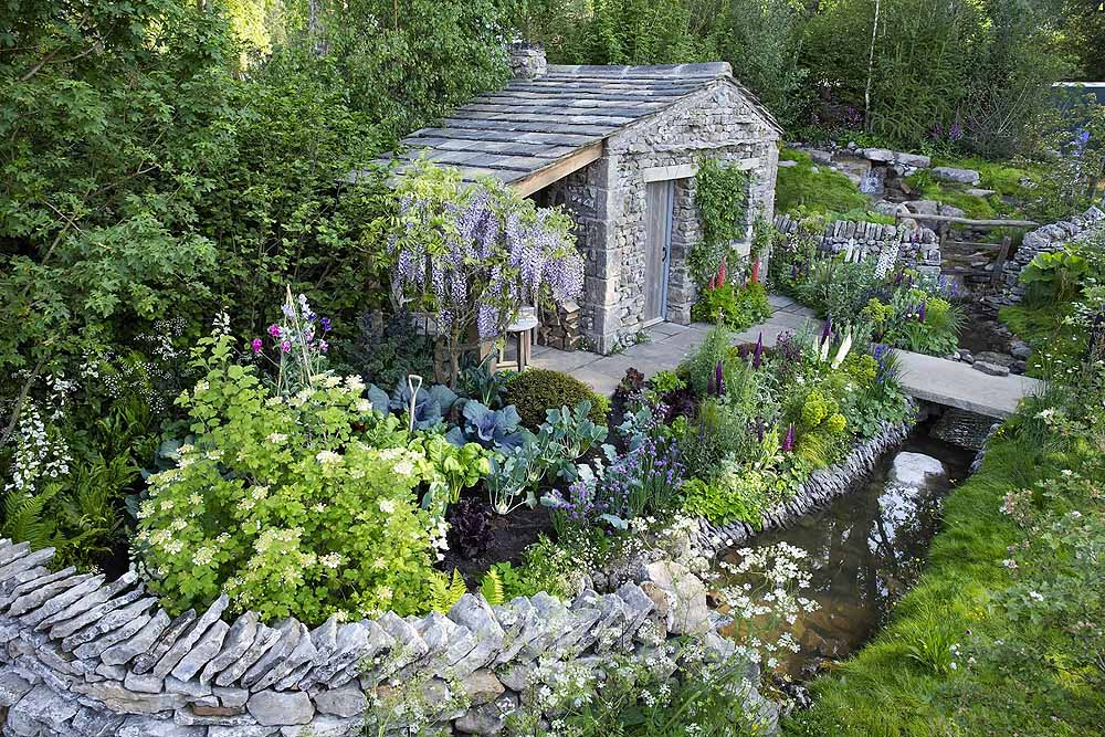 Welcome to Yorkshire garden wins BBC's People's Choice Award