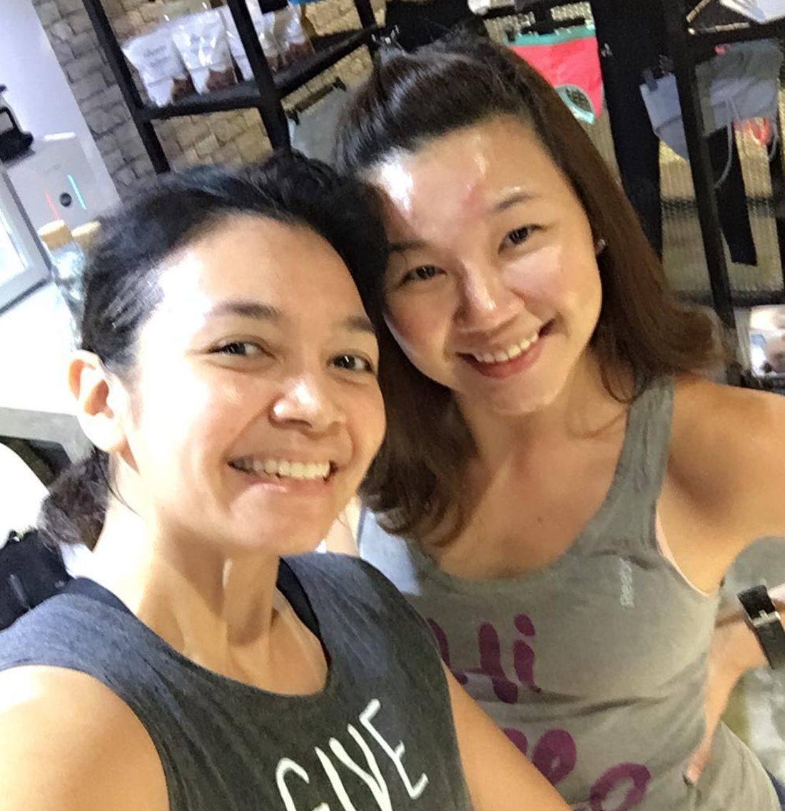 """Fun-Fitness"" - FUN-FITNESS IS WHAT THIS IS! YOU'LL SWEAT BUCKET OF HAPPINESS, MUSCLES BE ""SINGING"" AND YOUR BODY WILL THANK YOU FOR IT! A PLACE WHERE YOU'RE NEVER, ""NOT GOOD ENOUGH"", REGARDLESS OF WHAT YOU CAN OR CANNOT DO. THE DAILYMUSCLE TEAM, NOEL & KIM, HAVE HELPED ME LOSE OVER 15KG, RUN MARATHONS AND FLIP TYRES!!! THEY ARE MORE THAN JUST COACHES, THEY MAKE YOU PART OF THEIR FAMILY (NO DRAMAS ATTACHED). MY JOURNEY HAS NOT STOPPED AND THEY CONTINUE TO CHALLENGE ME ALL THE TIME! COME MAKE NEW FRIENDS AND WITNESS HOW FITNESS WILL BECOME PART OF YOUR LIFESTYLE.Ida Ghazali"