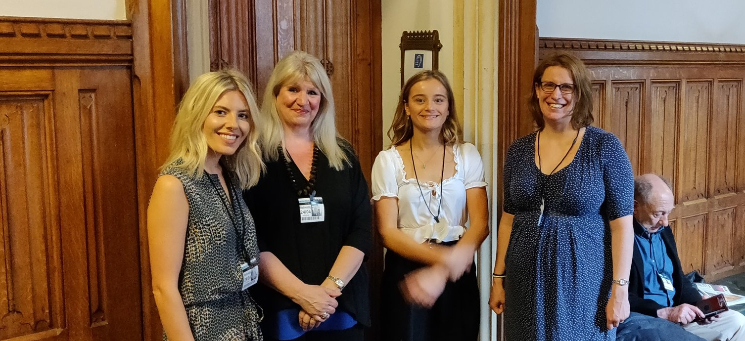 My thanks to all the speakers today at the APPG, Mollie King, Pennie Aston, Jo Crawford and Helen Ross
