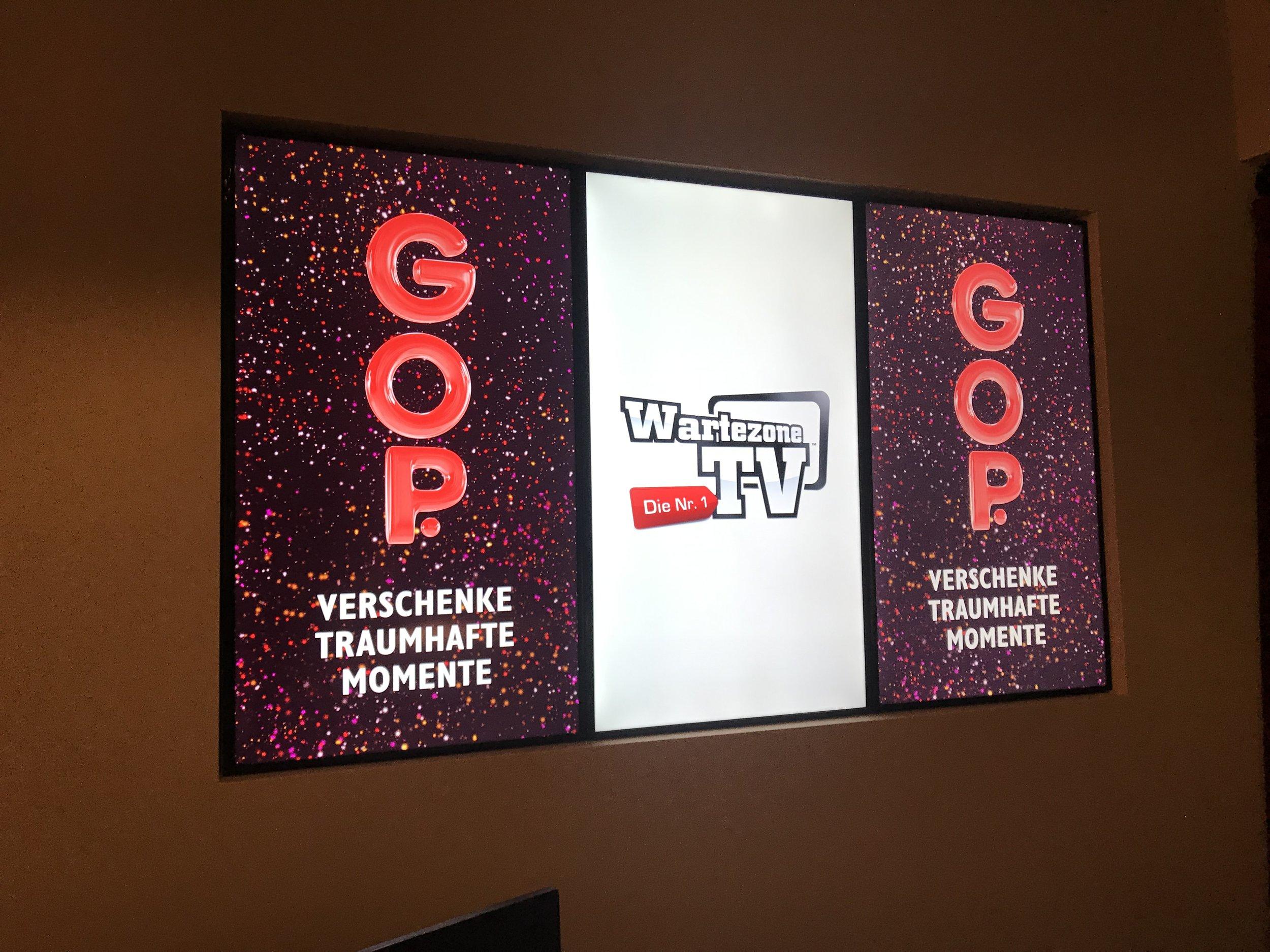 Wartezone TV GOP