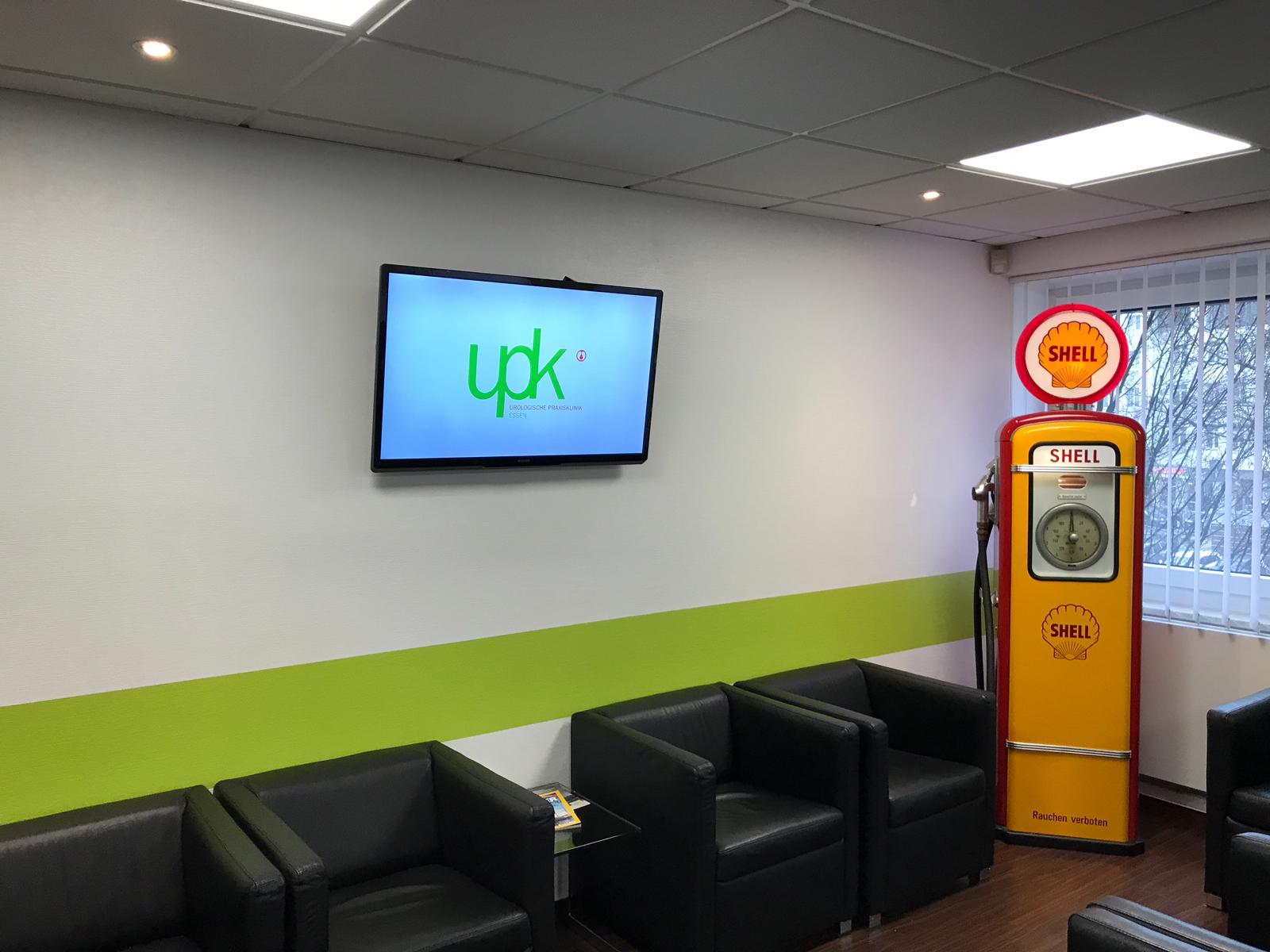 Wartezone TV upk