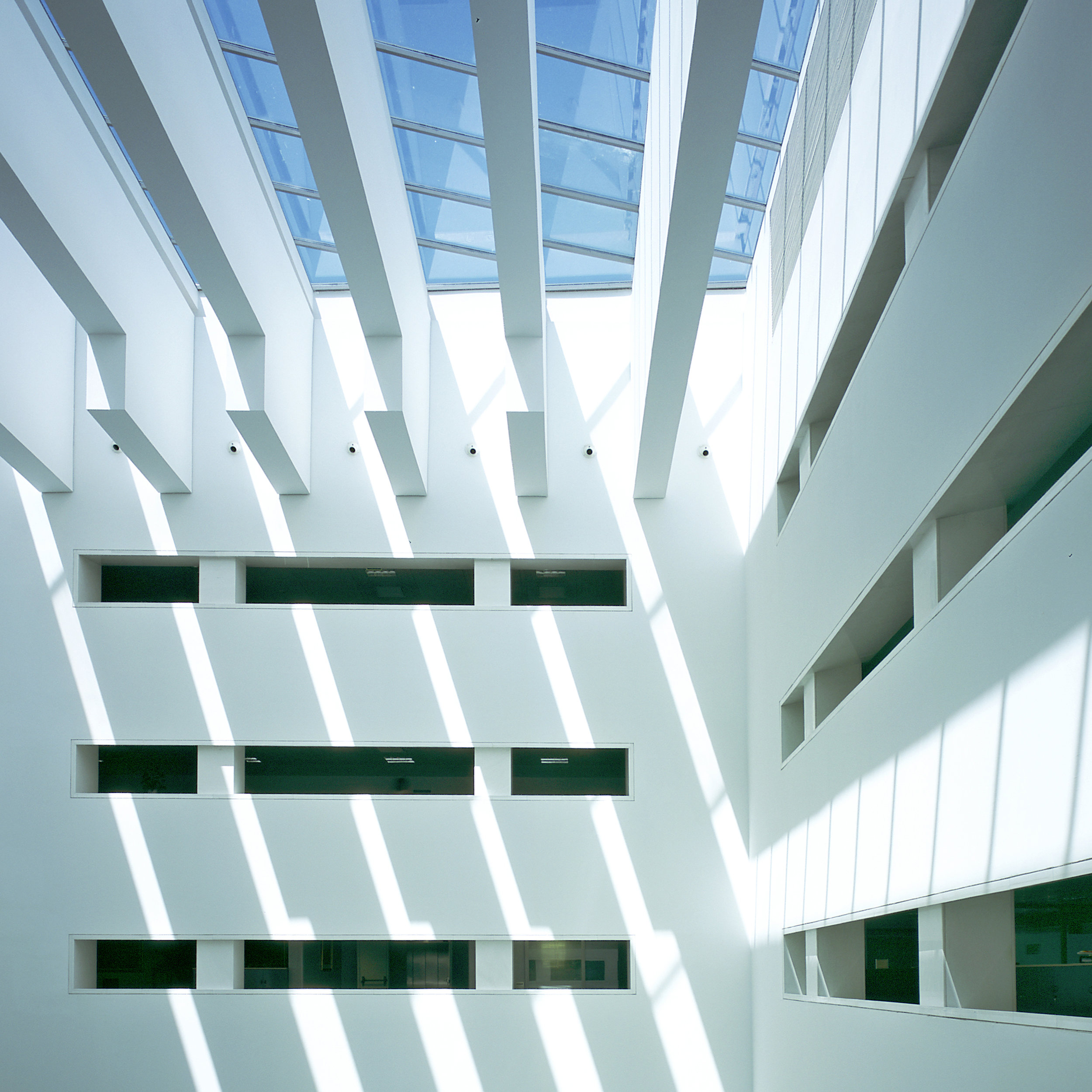 Refurbishment |  BBVA Headquarters | Madrid
