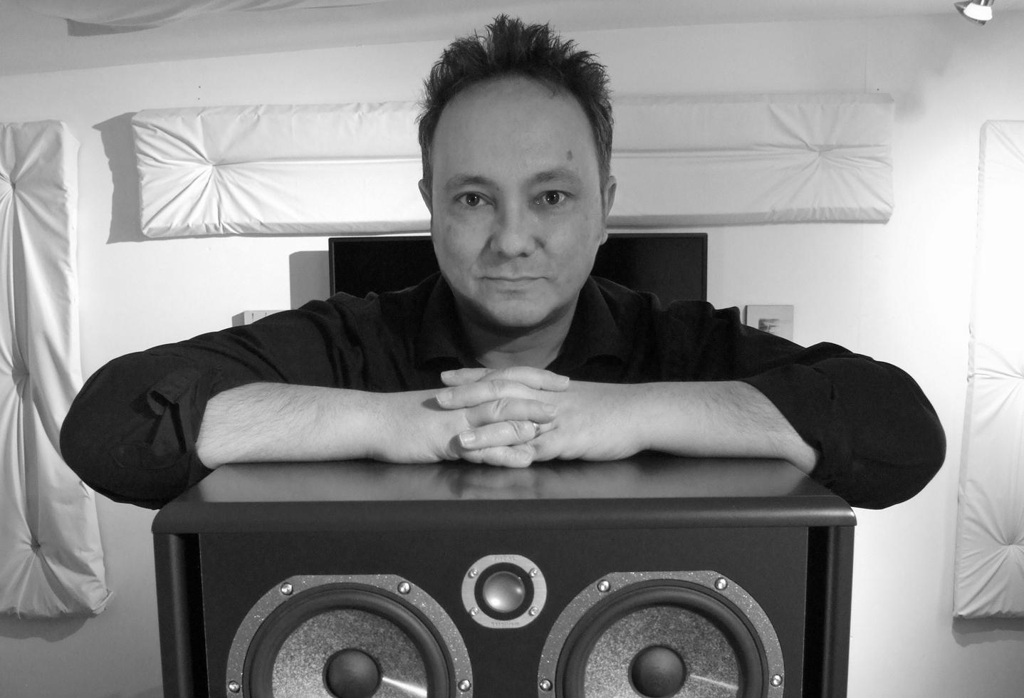 Lasperanza is the producer & musician Rico Garofalo