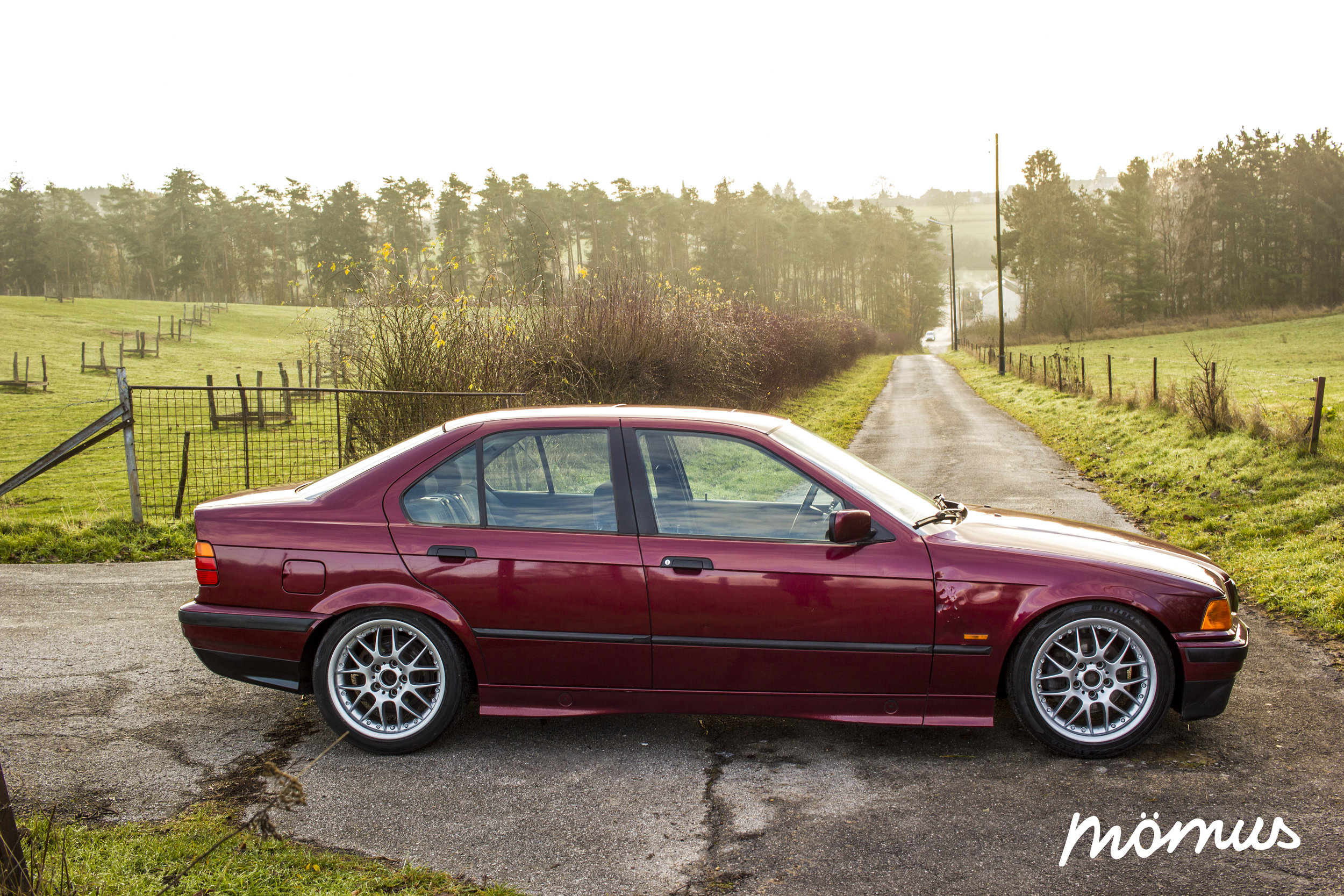 BMW E36 320i BBS Right Side.jpg