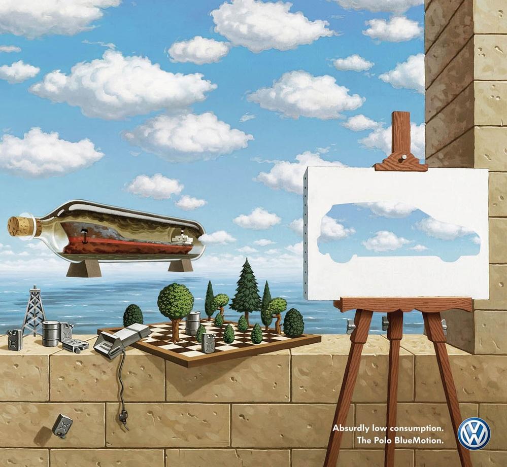 image: Rene Magritte