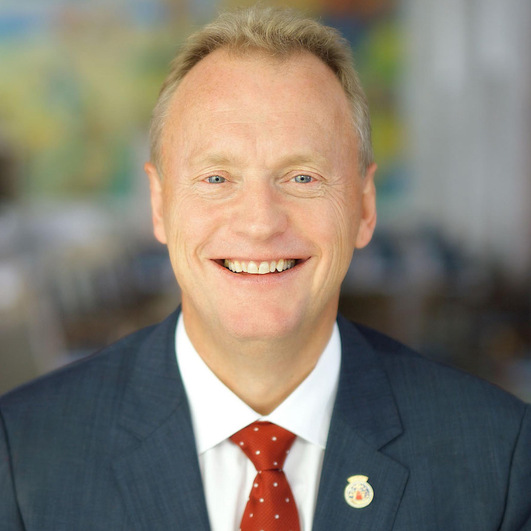 Raymond Johansen   The Governing Mayor leading Oslo through its green transition