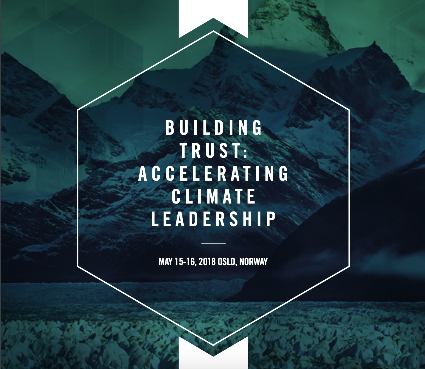 2018 Report  -   Building Trust: Accelerating Climate Leadership (click on image to view report)